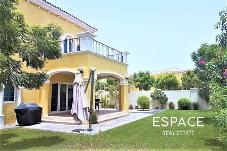3 Bedroom Villa for Sale in Jumeirah Park, Dubai - Big Plot -Corner Villa - Close to Park