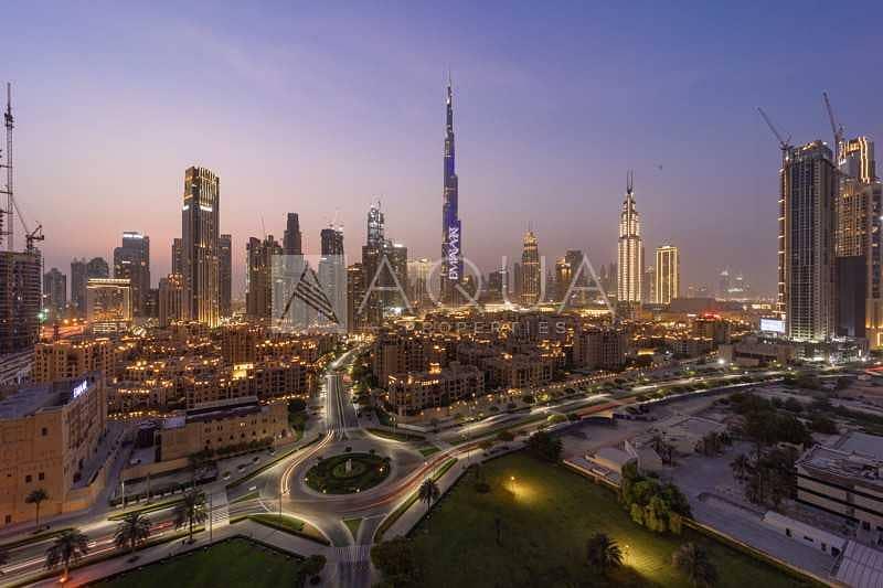 20 Fully Upgraded | VOT | Burj Khalifa View