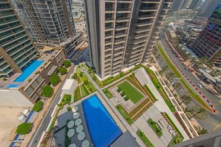 شقة 1 غرفة نوم للبيع في وسط مدينة دبي، دبي - Rented  | Spacious  | Pool View | Chiller Free