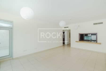 شقة 1 غرفة نوم للبيع في وسط مدينة دبي، دبي - Vacant unit   Chiller free   Burj views