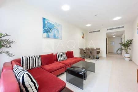 فلیٹ 2 غرفة نوم للايجار في دبي مارينا، دبي - Immaculate Unit | High Floor | Available
