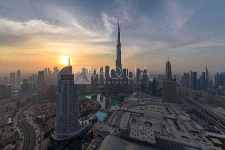 شقة فندقية 5 غرف نوم للبيع في وسط مدينة دبي، دبي - Exclusive   Sky Duplex   High Floor
