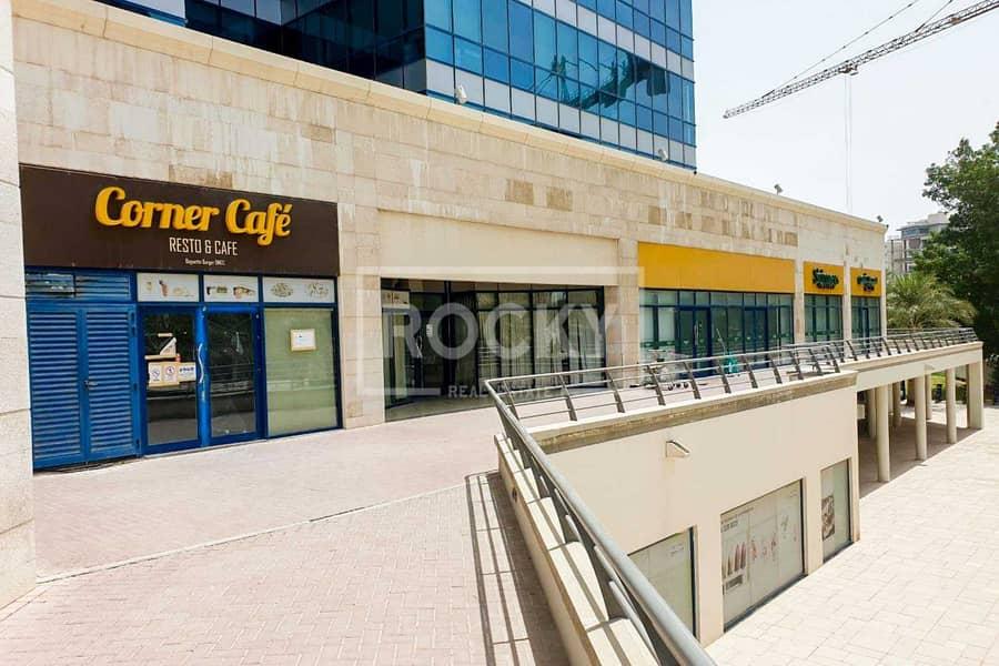 Semi-Fitted   Shop for Restaurant   JLT
