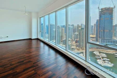 فلیٹ 2 غرفة نوم للبيع في دبي مارينا، دبي - 2 Bed   Marina View   Best Layout   Vacant