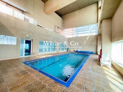 فلیٹ 1 غرفة نوم للايجار في أبراج بحيرات الجميرا، دبي - Lake View   Upgraded   Furnished