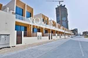 4 Bedroom Townhouse for Rent in Jumeirah Village Circle (JVC), Dubai - us   Park View