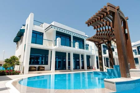 4 Bedroom Villa for Sale in Palm Jumeirah, Dubai - 4 Bed + Maid Room Corner Villa I Vacant and READY