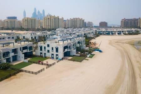 4 Bedroom Villa for Rent in Palm Jumeirah, Dubai - 4 Bed + Maid Room Corner Villa I Vacant and READY