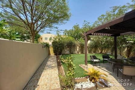 فیلا 3 غرف نوم للايجار في الينابيع، دبي - 3 Bedrooms   Opposite The Park   Type 2E