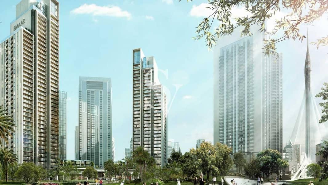 2 Lux 4 BR Penthouse   Signature Views   Half Floor