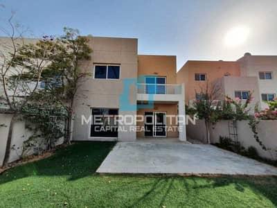 تاون هاوس 4 غرف نوم للايجار في الريف، أبوظبي - Stunning Garden|Huge Luxury Layout|Prime Location