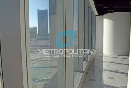 مکتب  للبيع في جزيرة الريم، أبوظبي - Fitted Workspace | High Floor| Prime Location