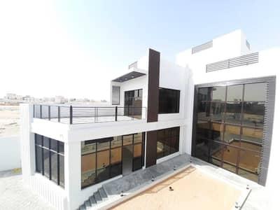 فیلا 6 غرف نوم للايجار في جنوب الشامخة، أبوظبي - فیلا في جنوب الشامخة 6 غرف 170000 درهم - 5264286