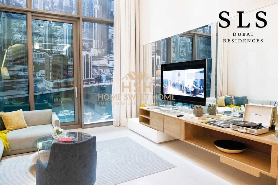 2 Live the SLS Lifestyle! Payment Plan Available!