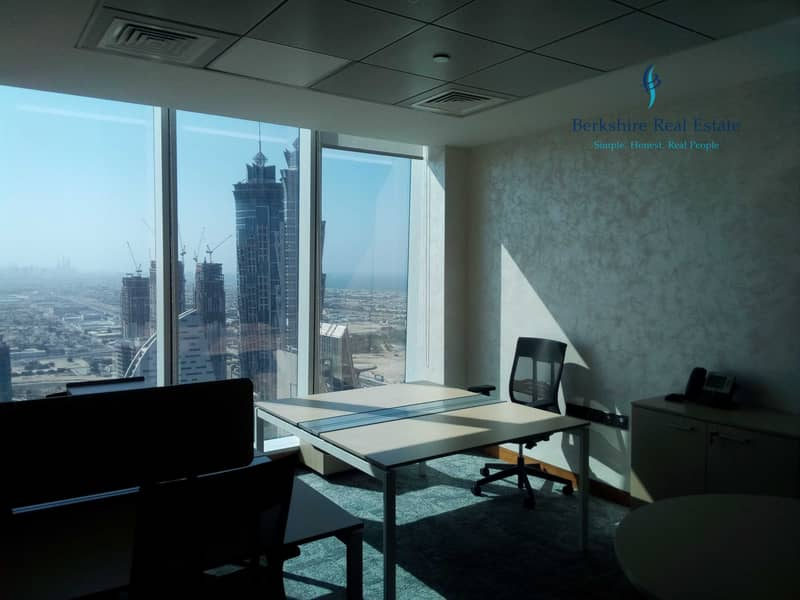2 Vision Tower Beautiful Fully Fitted Office Sale