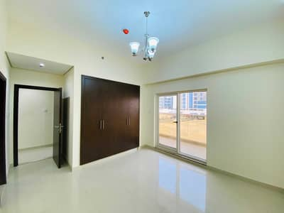 2 Bedroom Flat for Rent in Nad Al Hamar, Dubai - 2 BHK IN JUST 45 K BRAND NEW APARTMENT WITH GYM POOL .
