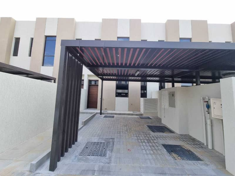 Brand new 2BR town house in Nasma residence with cheapest price