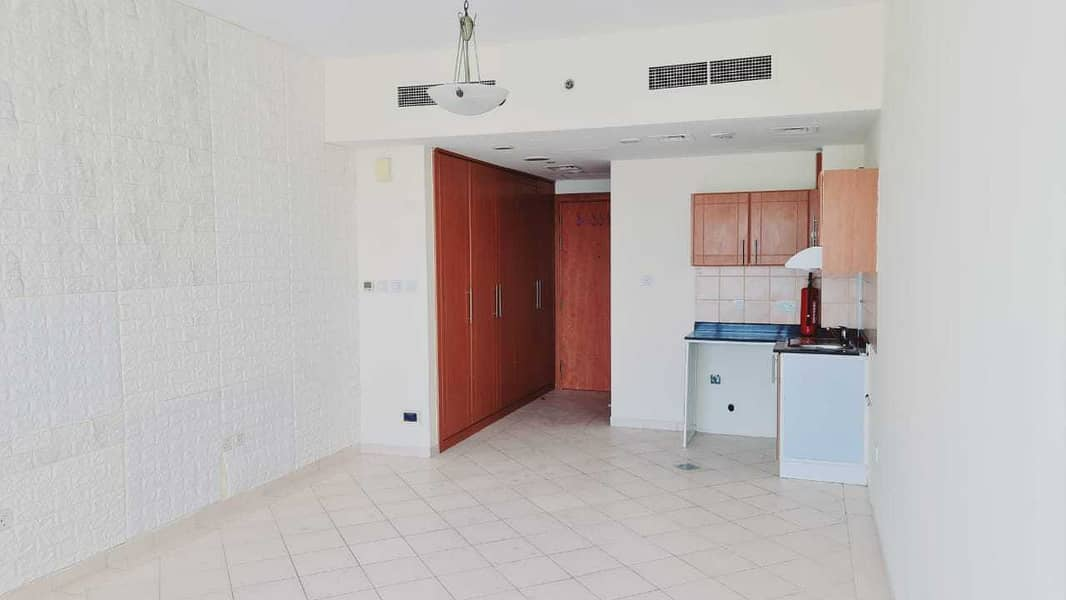 Large and Nice View Studio with out parking available for rent Lago vista tower and Crescent towers