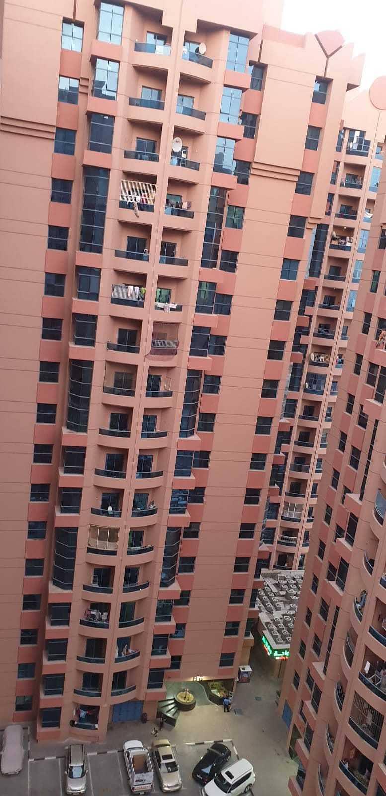 Wonderful apartment  in Al Nuaimia Towers compound.