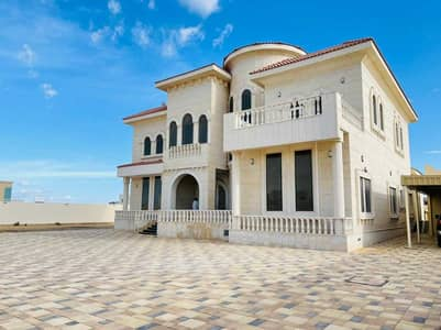5 Bedroom Villa for Rent in Al Suyoh, Sharjah - LUXURY INDEPENDENT VILLA AVAILABLE FOR RENT IN AL SUYOH