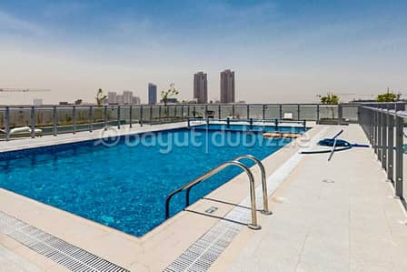 Studio for Rent in Jumeirah Village Circle (JVC), Dubai - STUDIO FURNISHED IN JVC FOR RENT