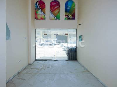 Shop for Rent in Al Nabba, Sharjah - Thank you for choosing JUMEIRA REAL ESTATE