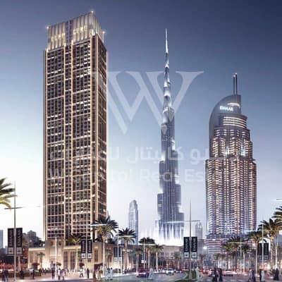 فلیٹ 2 غرفة نوم للبيع في وسط مدينة دبي، دبي - شقة في برج رويال وسط مدينة دبي 2 غرف 2100000 درهم - 5279875