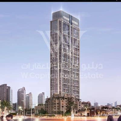 شقة 2 غرفة نوم للبيع في وسط مدينة دبي، دبي - شقة في برج رويال وسط مدينة دبي 2 غرف 1750000 درهم - 5279936
