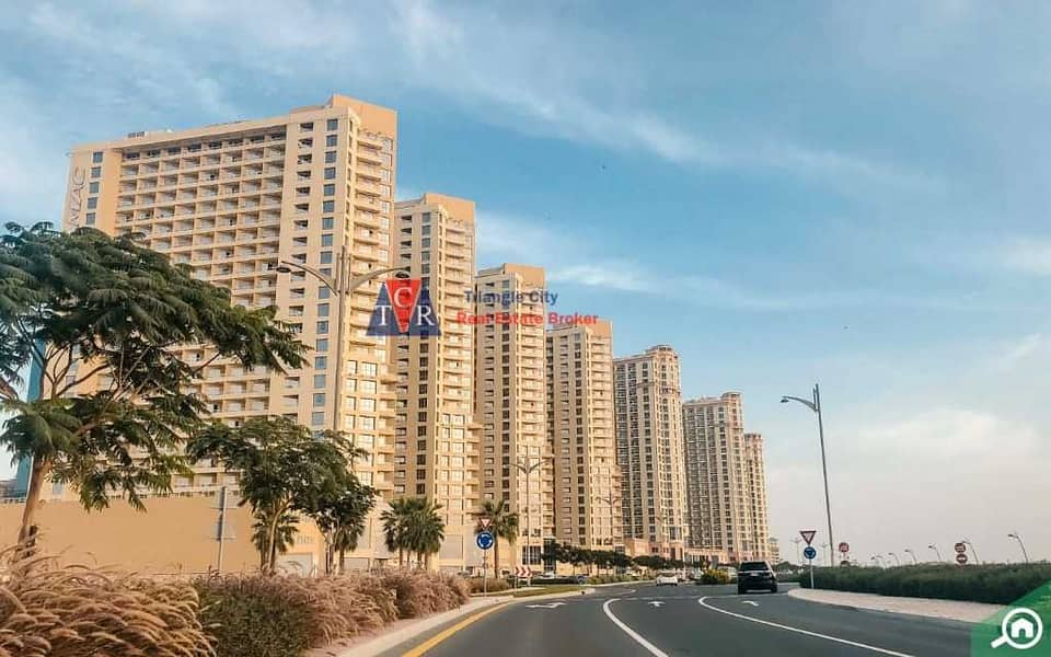 10 lake view rented one bed room lakeside tower IMPZ