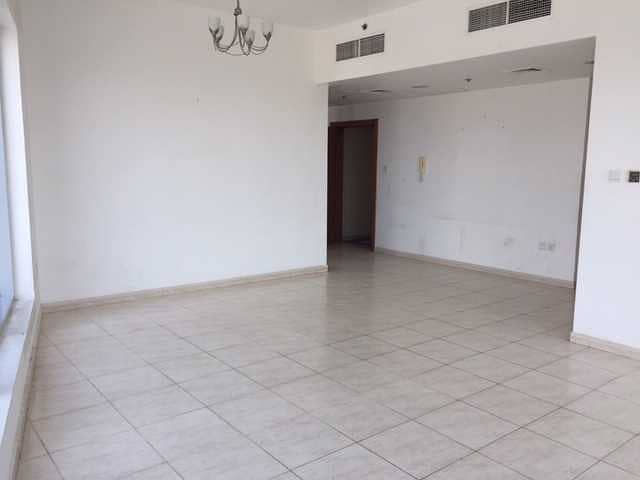 Skycourts Tower -A | Close Kitchen | 2 Bed Room | Large Apartment | Balcony | Corner Unit | Higher Floor | Vacant Unit