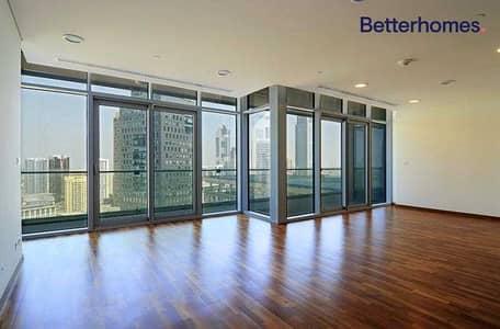 3 Bedroom Apartment for Rent in DIFC, Dubai - 3 BR Balcony in Burj Daman DIFC Downtown