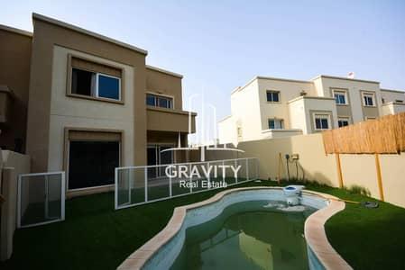 Arabian Style 4Br upgraded villa w/ pool