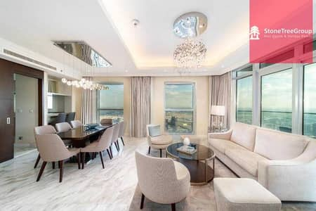 3 Bedroom Flat for Rent in Downtown Dubai, Dubai - Offer today! Luxury 3 BR + maids in Downtown   Dropdown Price!