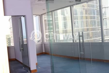 Spacious Office on a High Floor with a Stunning JLT View