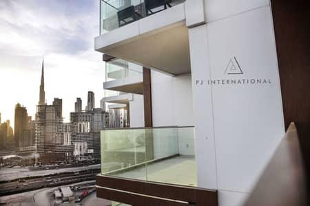 Burj Khalifa & Skyline View | Huge Balcony | Exclusive Unit