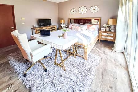 تاون هاوس 2 غرفة نوم للايجار في المرابع العربية، دبي - Single Row   Upgraded Flooring   Available Now