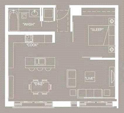12 Juliet Balcony | 1 Bed | Tenanted - Dec 21
