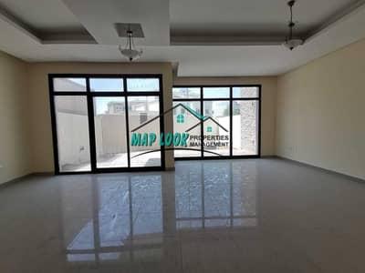 5 Master Bedroom Villa 160k With all Facilities + Maidroom  | located al nahyan
