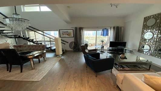 فلیٹ 3 غرف نوم للايجار في تلال الجميرا، دبي - Fully Furnished| Marina Skyline Views| Duplex Type