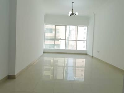 1 Bedroom Apartment for Rent in Al Taawun, Sharjah - 45 days free spacious 1bhk with wardrobe,master bedroom,gym,pool