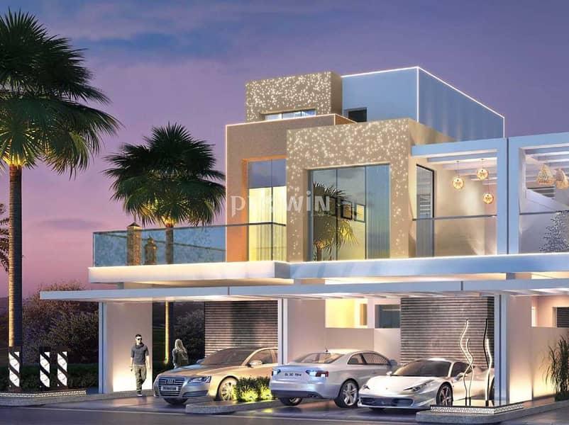 22 Prime  Location |Beautiful 5 BR Villa |  Damac Hills |  Get Details !!!