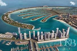 شقة في جراند بلو تاور1 لإيلي صعب إعمار الواجهة المائية دبي هاربور 2 غرف 4300000 درهم - 5282158
