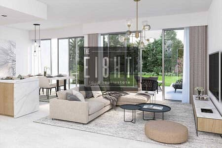 3 Bedroom Villa for Sale in Serena, Dubai - Brand new 3br+maids type B for  sale near park