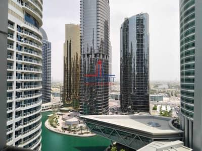 Studio for Rent in Jumeirah Lake Towers (JLT), Dubai - Exclusive Studio with Balcony Indigo Tower