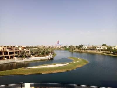 فلیٹ 3 غرف نوم للايجار في تلال الجميرا، دبي - PANORAMIC LAKE VIEW 3BR+M Ready 2 Move In