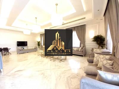 6 Bedroom Villa for Rent in Al Warqaa, Dubai - |Stand Alone Corner Gigantic 6BR+Maids+Driver room (More Pictures can be provide upon Client Request)