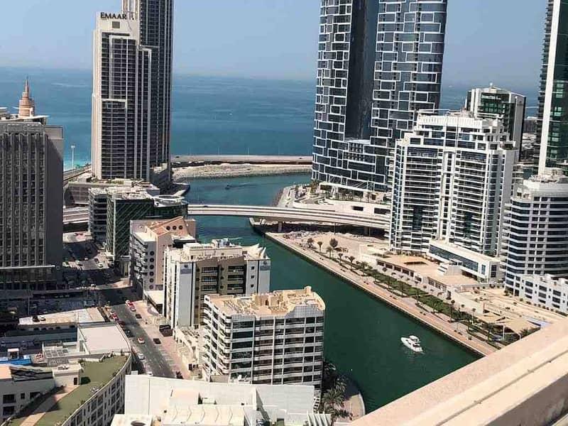 شقة في برج مانشستر دبي مارينا 1 غرف 47994 درهم - 5282340