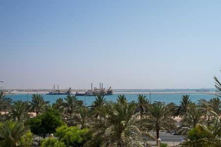 استوديو  للبيع في جزيرة المرجان، رأس الخيمة - Over looking the sea - Maintained furnished unit