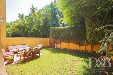 فیلا 2 غرفة نوم للايجار في المرابع العربية، دبي - Upgraded - Type C - Balcony - Private Garden
