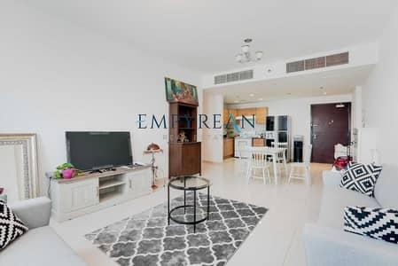 فلیٹ 1 غرفة نوم للايجار في الفرجان، دبي - FULLY FURNISHED/CHILLER FREE/ LARGE BEDROOM